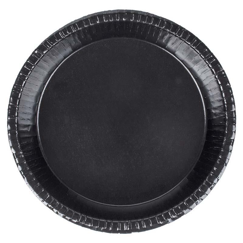 Case of 150 Black 13 Diameter for 12 Pizza Solut 74553 SBS Paper Take and Bake Pizza Tray for 12 Pizza 13 Diameter Case of 150 SOLUT!