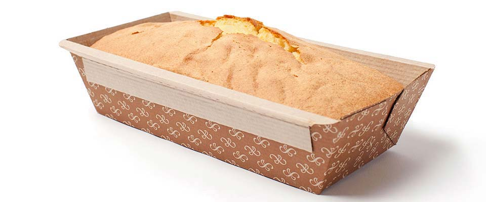 Solut Loaf Pans | Bakable Disposable Loaf Pans | Paper